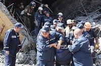 Азаров считает халатность причиной аварии на шахте в Донецкой области