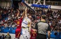 Україна в гостях програла Чорногорії у відборі на баскетбольний ЧС-2019