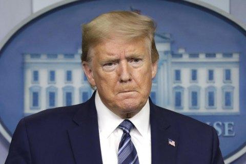 У Білому домі розглядають можливість заборони Трампу доступу до звітів розвідки