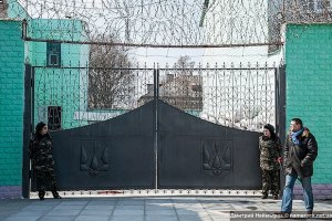 В Качановскую колонию не пускают посетителей