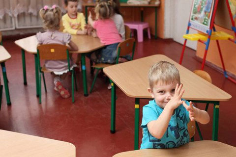 Детсады в Киеве планируют открыть 1 июня