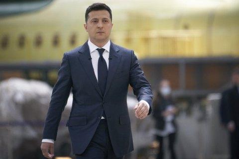 """Зеленський назвав п'ять пунктів """"фундаменту"""" змін України"""
