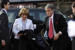 Ющенко съезжает с госдачи