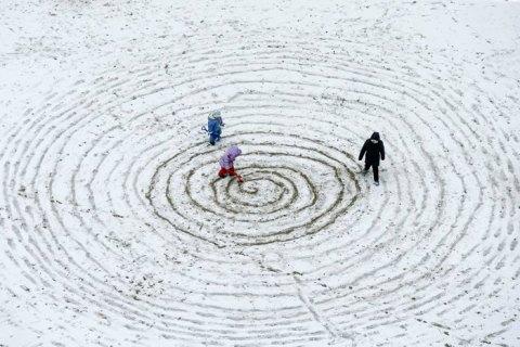 У вівторок у Києві похолоднішає до +3 градусів, можливий мокрий сніг