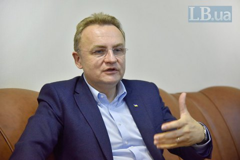 """Садовый: чтобы вместе идти на выборы, Гриценко должен вступить в """"Самопомощь"""""""