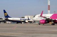 Самолет Wizz Air из Катовице в Запорожье совершил аварийную посадку