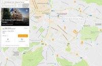 Інтерактивна карта новобудов полегшить вибір житла