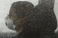 У понеділок в Україні прогнозують хмарну і дощову погоду