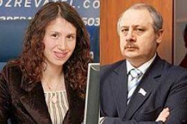 Раздраженный голосованием Зарубинский стукнул автора «Левого берега»