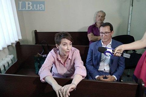 Генпрокуратура сообщила экс-министру юстиции Лукаш об изменении подозрения