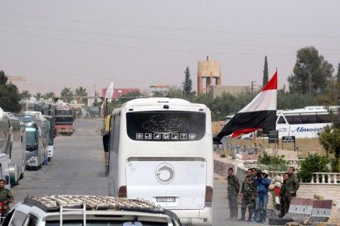 Россия заявила о взятии Думы войсками Асада