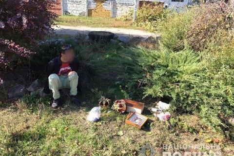 На Полтавщині поліція схопила чоловіка, який обікрав церкву