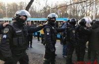 """У Вінниці сталася бійка між """"Нацдружинами"""" і поліцією (оновлено)"""