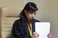 ВРП змінила стягнення для судді Цокол і відсторонила її на 6 місяців