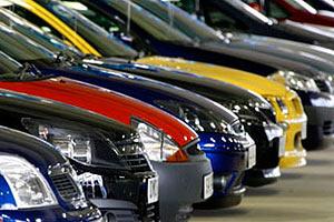 Украина расследует импорт легковых авто