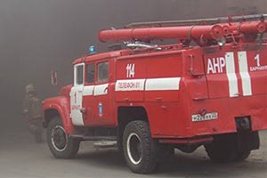 На Тернопольщине горела электричка