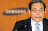 Глава Samsung объявил войну коррупции