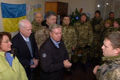 Сенатори США Маккейн і Грем пообіцяли відстоювати санкції проти Росії