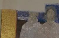 В туалетах Львовского органного зала обнаружили фрески известного польского художника