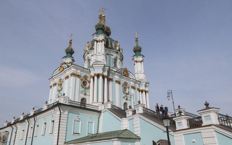 Андреевская церковь - ставропигия Вселенского патриархата