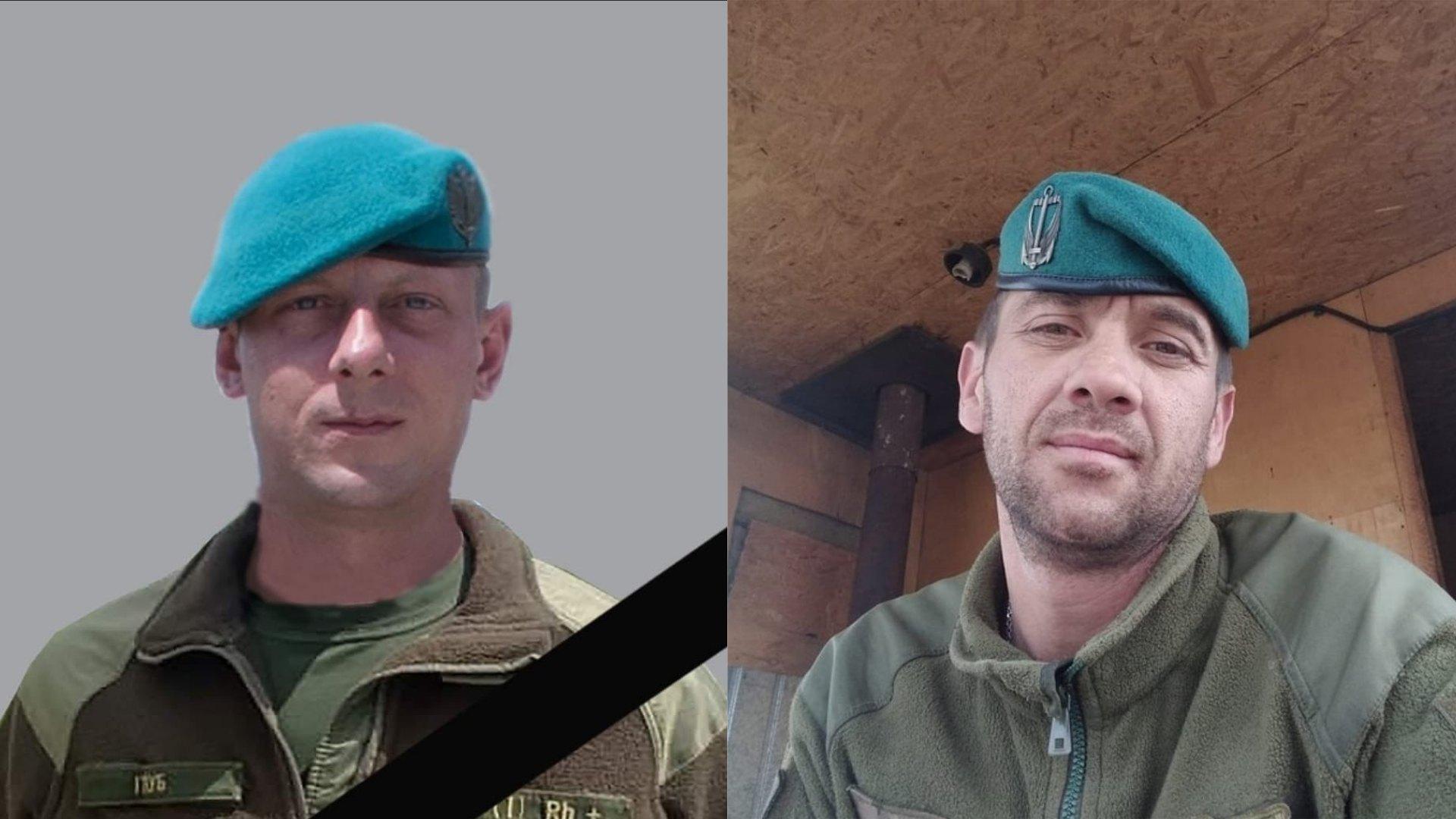 Артур Голуб (ліворуч), Олексій Куленко