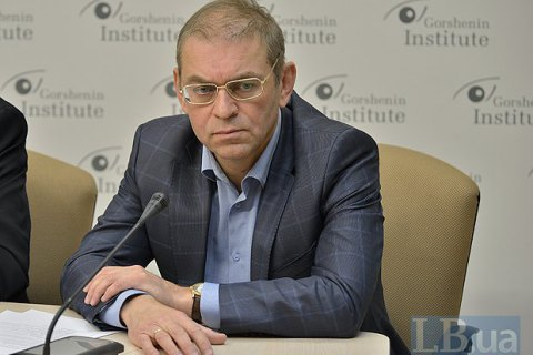 Пашинский: кто-то придумал, что Украине вместо шоколадной фабрики нужен патронный завод