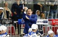 Назаров устроил скандал во время матча во Владивостоке