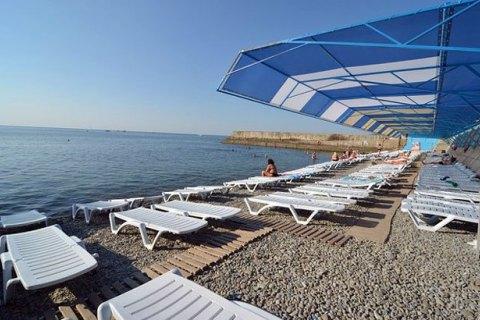 В Асоціації туроператорів РФ назвали відпочинок у Криму дорогим і неконкурентоспроможним