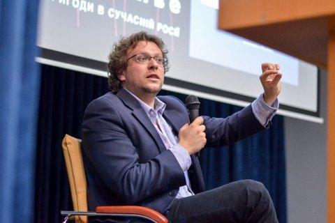 Пітер Померанцев отримав премію за книжку про постправду