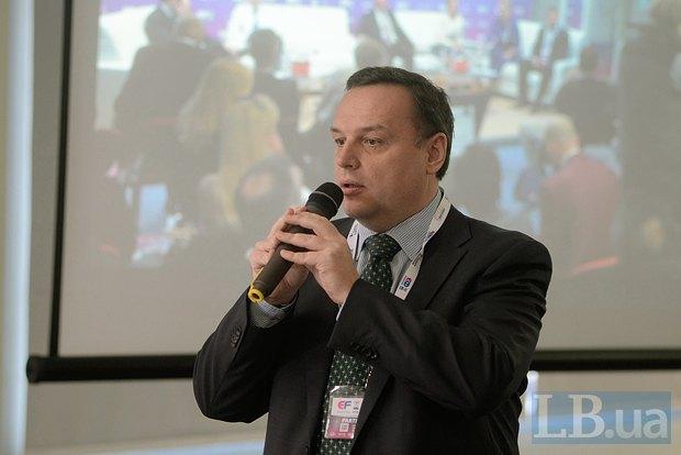 Олег Грицаенко, посол по особым поручения МИД Украины