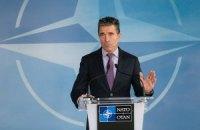 Генсек НАТО стурбований скупченням російських військ на українському кордоні