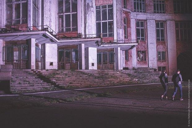 Дворец Ильича