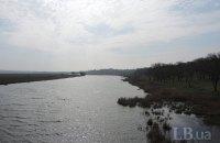 В Украине зарегистрировали самый низкий за столетие уровень воды в реках