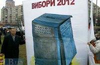 Больше всего украинцы разочаровались в Партии регионов