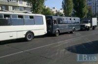 Автобуси далі курсують на Донбас, незважаючи на заборону, - ОДА