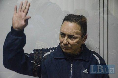 Підозрюваний удержзраді Без'язиков оголосив голодування