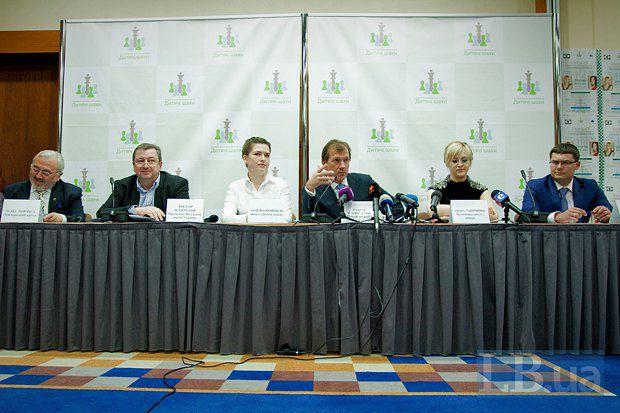 Пресс-конференция перед началом матча