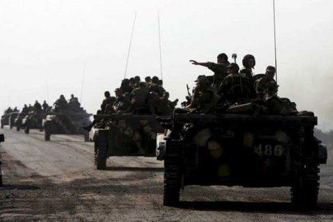 Штаб АТО нарахував в Україні понад 8 тис. російських військових