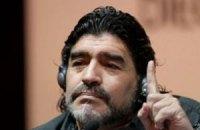 Марадона хочет получить €40 млн от итальянских властей