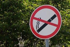 В Нью-Йорке вступает в силу очередной запрет на курение