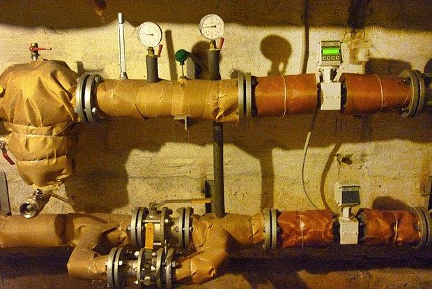 Общедомовые счетчики тепла и счетчики воды