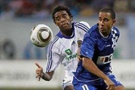«Динамо»  разгромило «Гент»