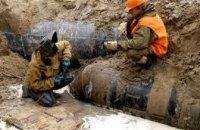 В Евпатории завершили ремонт водопровода