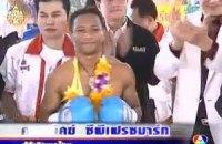 Чемпион мира по боксу стал монахом