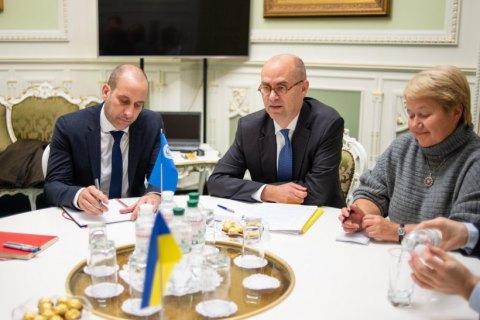 Гончарук и Маркарова обсудили с МВФ новую трехлетнюю программу