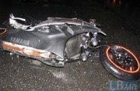 ДТП у Києві: загинув мотоцикліст