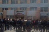 В Енакиево сепаратисты захватили завод Ахметова