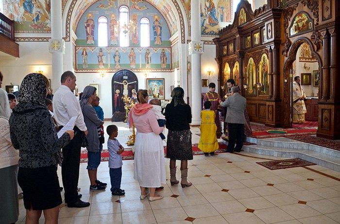 РПЦ В Йоханнесбурге