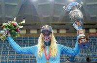 Українка Харлан виграла Гран-Прі Москви з фехтування