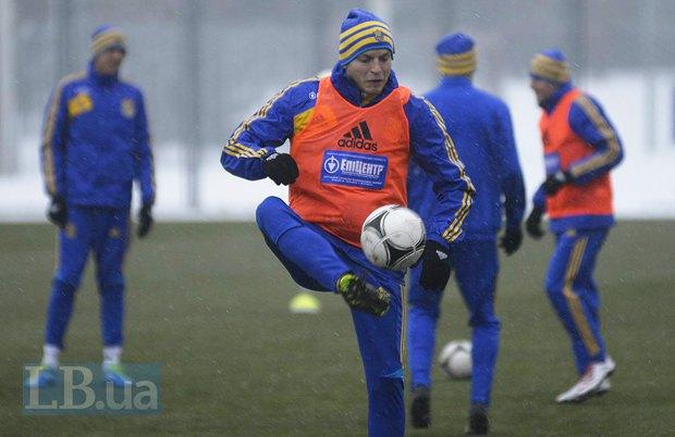Олег Гусев сдал задолго до подписания нового контракта с «Динамо», но выстрелить по-прежнему может в любой момент